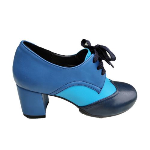 Women's High-Heeled Thick-Heeled Boots