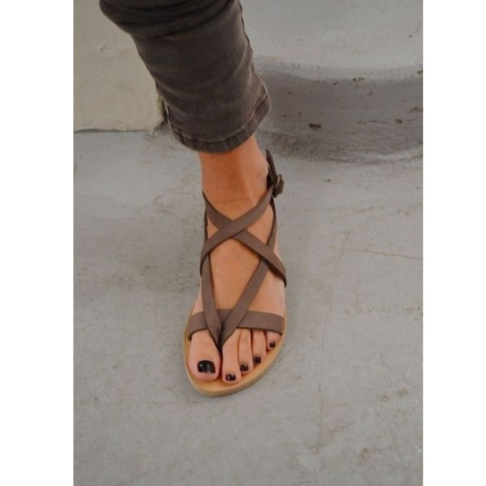 2020 New And Fashional Woman Flat Daily Sandals