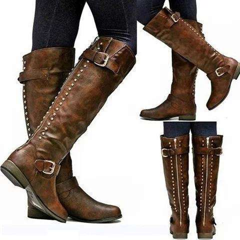 Women Booties Casual Comfort Plus Size Shoes