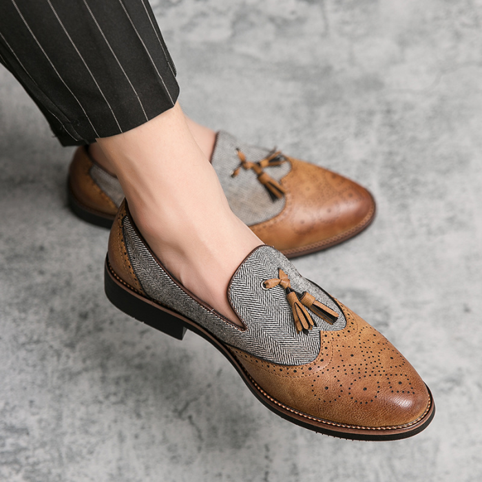 Men's Business Oxford Shoes