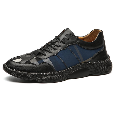 Work Shoes Rubber Business Casual Soft Sole Men'S Shoes