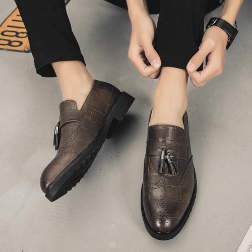 Men's Business Artificial PU Dress Shoes