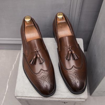 Men's Business Artificial PU Oxford Shoes