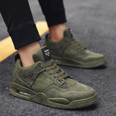 Men's Fashion Casual Thick-soled Sneakers