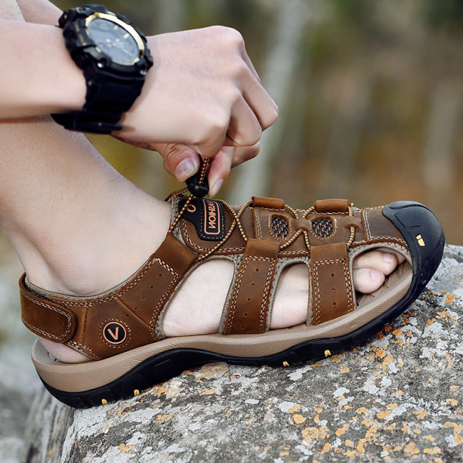 Men's Beach Soft Sandals