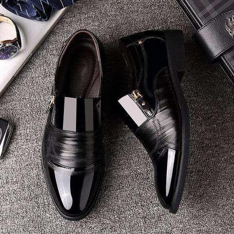 Superfibrin Split Joint Formal Shoes