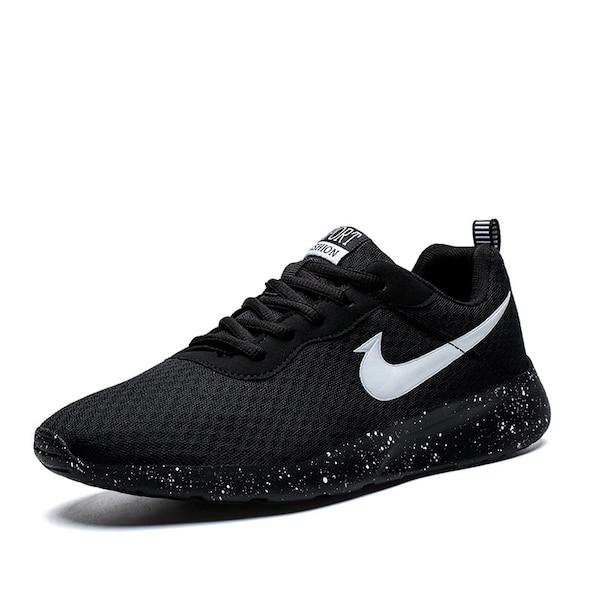 Men's Sports Fashion Shoes Mesh Light Comfortable Shoes