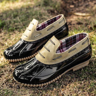 Women's Non-Slip Wear-Resistant And Comfortable Large Size Duck shoes