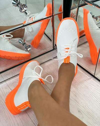 Fashion All-match Light Running Casual Sneakers