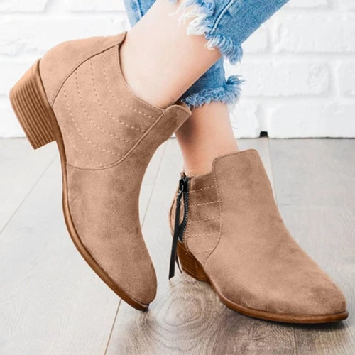 Daily Winter Flat Heel Shoes