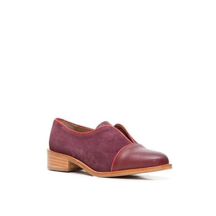 Women Comfortable Retro Loafers