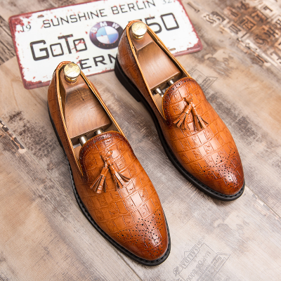 Men's Artificial PU Business Oxford Shoes