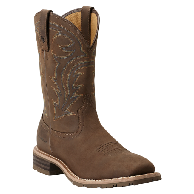 Men's Hybrid Rancher Square Toe Boots