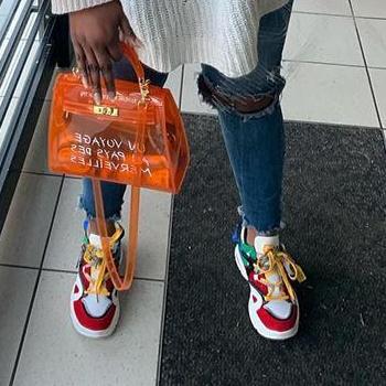 Women Basket Flock Platform Lace-Up Sewing Wedges Sneakers