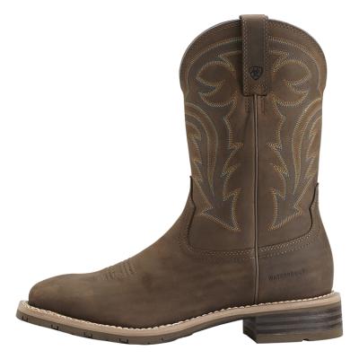 Men's Hybrid Rancher Square Toe Boots