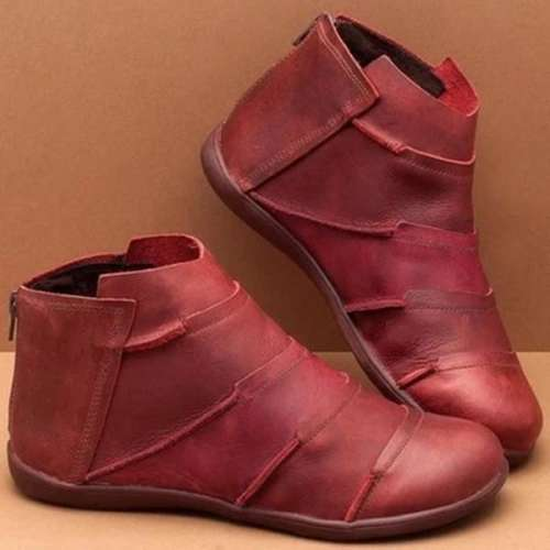 Flat Heel Spring/Fall Boots