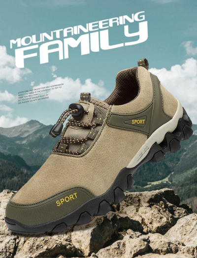 Fashionable Design Lightweight Breathable Men's Sneaker