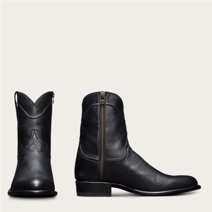Men's Vintage Leather Mid Boots