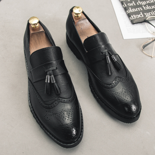 Men's Business Artificial PU Dress Shoes