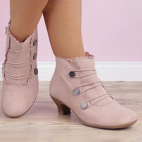Women Comfy Heel Shoes