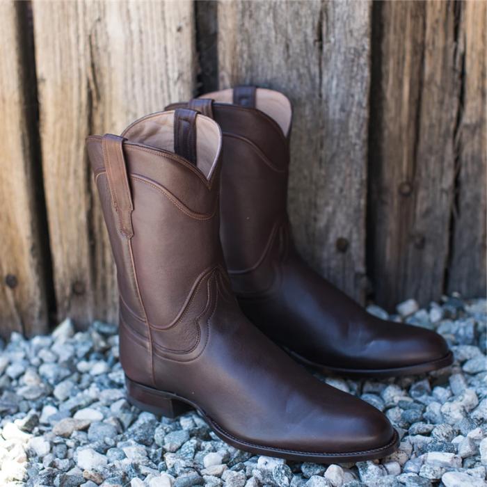 Men's Vintage Versatile Roper Boots