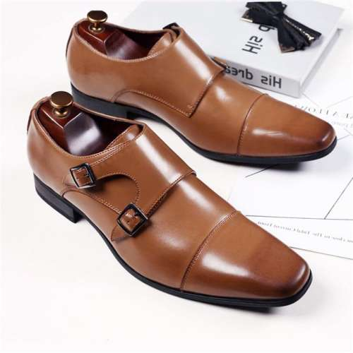 Men's Business Oxford Casual Leather Shoes