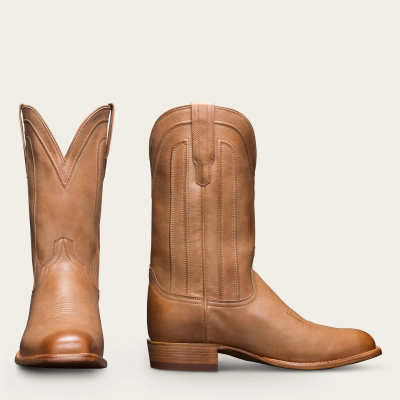 Classic Handcrafted Waterproof Leather Boot