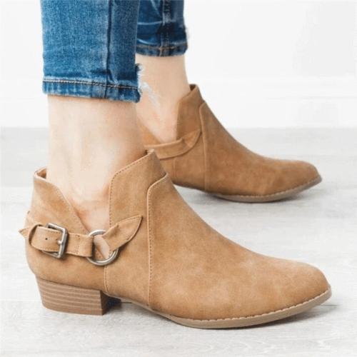 Daily Winter Flat Heel Sneakers