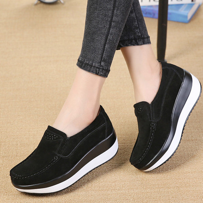 Casual Daily Flat Heel Loafers