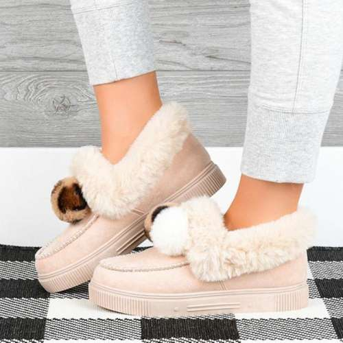 Winter Comfy Sole Boots