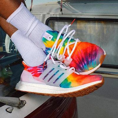 Graffiti Cute Casual Running Sneakers