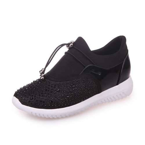 *Water Droplets Breathable Casual Women Sneakers