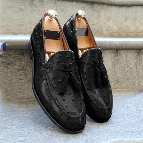 Men Bellingham Brown/black Tassel Loafer