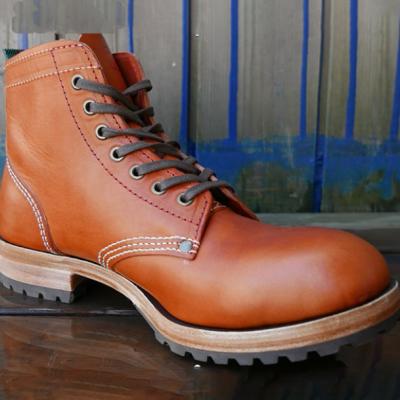 Vintage Short Boots Men's Shoes