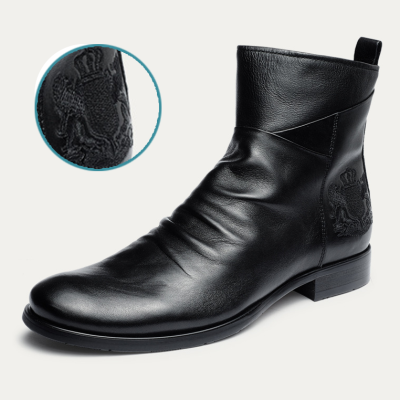 Men'S Handmade Leather Boots