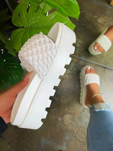 Open-Toe StrapRagine Platform Sandals