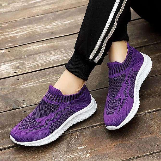 Women's Flying Knit Sneakers