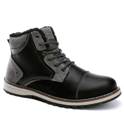 Men's High-quality Temperament British Style Shoes