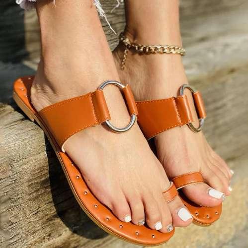 Summer Beach Slippers