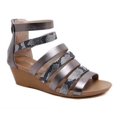 Ladies Casual Rome Wedge Sandals
