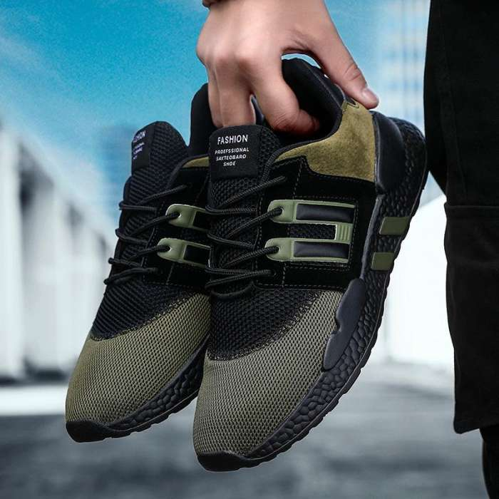 Men's Air Cushion Breathable Sneakers