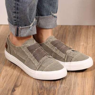 Women Crisscross lace Canvas Sneaker