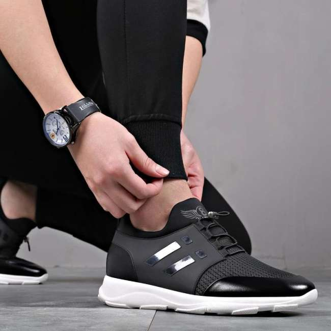 Men's Flyer  Breathable Sneakers