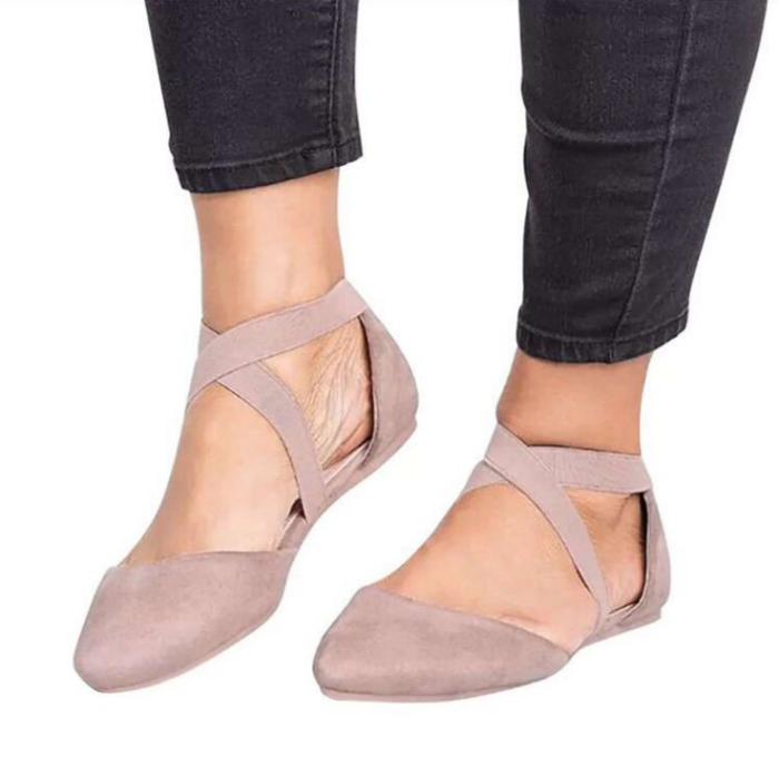 Women's Fashionable Flip Flops Comfortable Soft Sandals