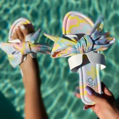 Bow Multi Sandals