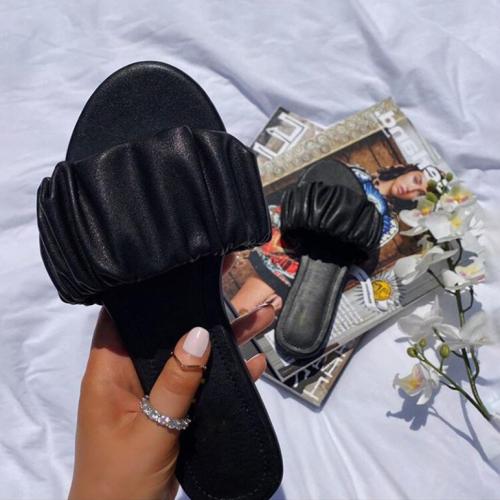 Women Hot Sale Slippers New Flat Shoe
