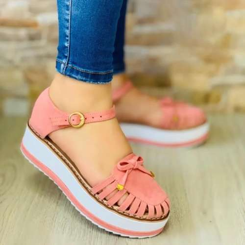 Lady Cute Design Beautiful Flat Shoe