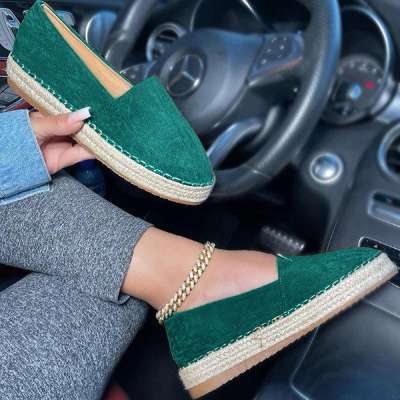 Classic Comfort Cashmere Surface Loafers