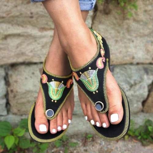Summer Daily Vacation Sandal