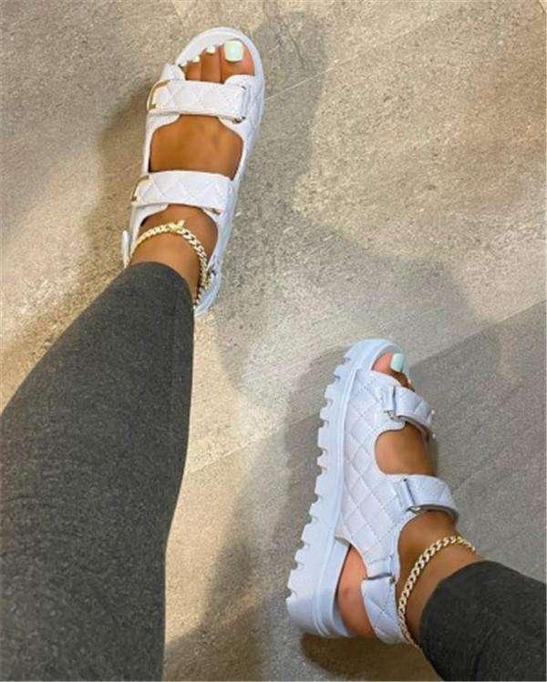 Fashion Classic Comfort Flat Sandals